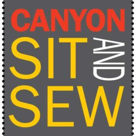 Sit and Sew|Starting March 2021