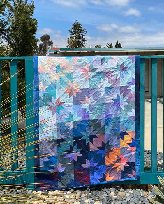 Drive-By Quilt Show Sept 2021